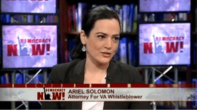 Interview with Ariel Solomon